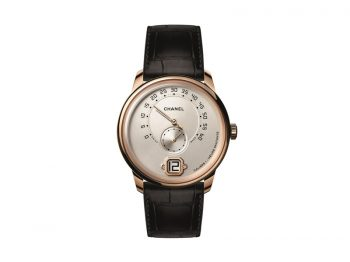 Chanel Monsieur de Chanel Watch