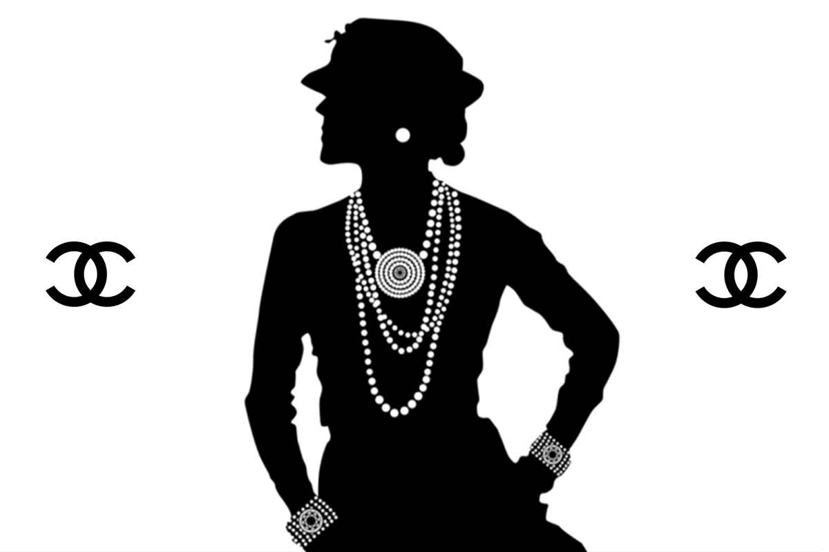 Gabrielle Chanel started by selling hats. She worked her ...