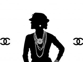 Gabrielle Chanel started by selling hats. She worked her way up to con…