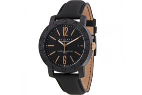Bvlgari Bvlgari Carbon Gold Watch