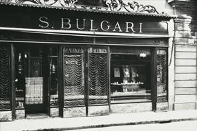 Bvlgari store Via Sistina Rome
