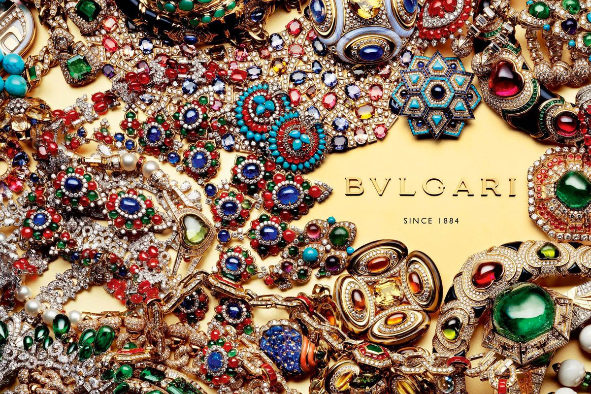 Bvlgari Jewelry respectful reputation in the industry