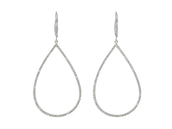 DROPS GOLD AND DIAMONDS EARRINGS