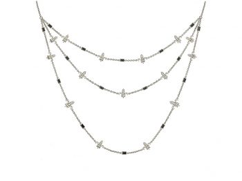 Chouchane choker 3 necklaces
