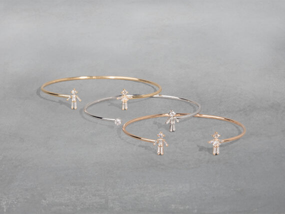 Little Ones Paris Bangles