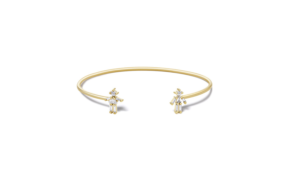 Girl and Boy Double bangle