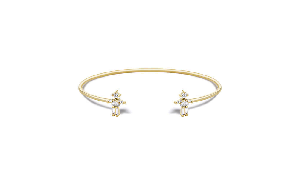 Girl Double bangle