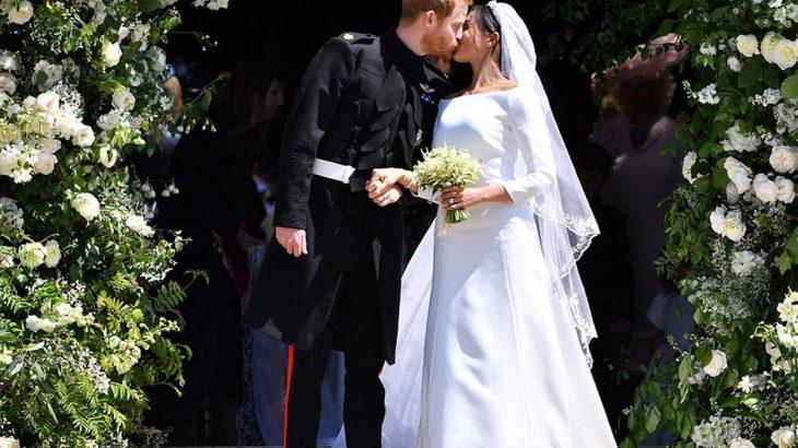 ROYAL WEDDING- The perfect jewelry set of Meghan Markle a mix of amazi…