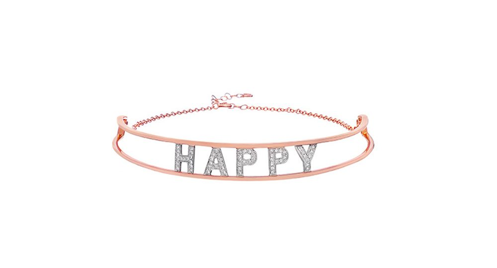 Only You Happy Choker