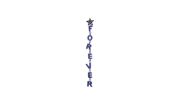 Only You Forever Charm earring