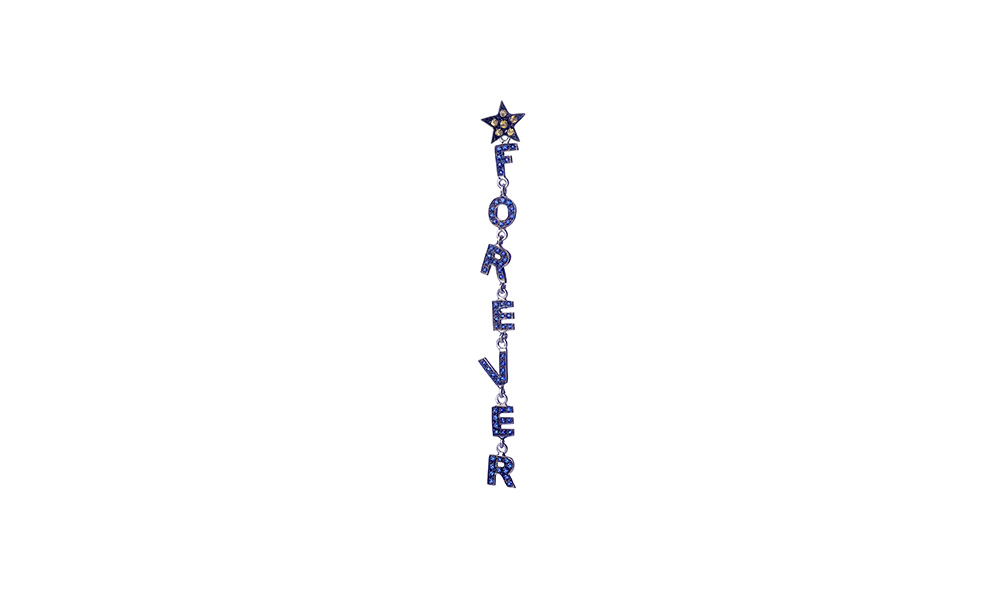 Boucle d'oreille Only You Forever Charm