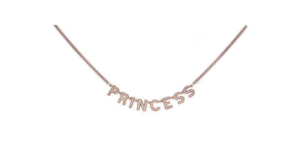 Only You Princess Necklace