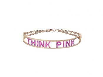 Only You Think Pink bracelet