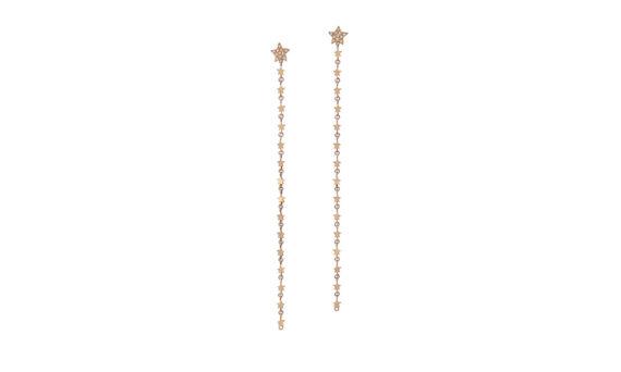 Stella Chain Earring