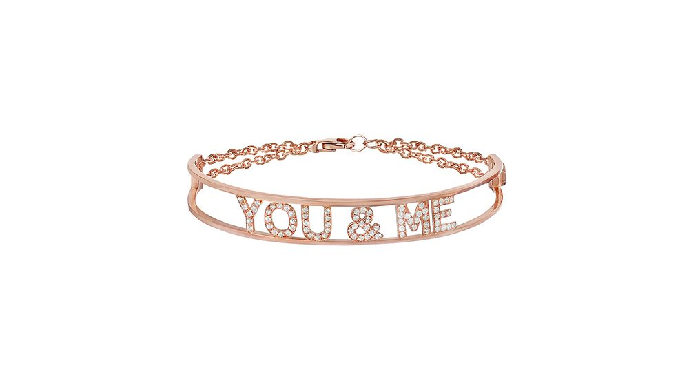 Only you You & Me bracelet