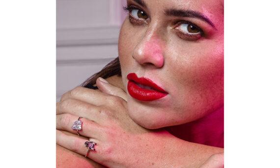 Stephanie Deydier Ladybug bagues modele