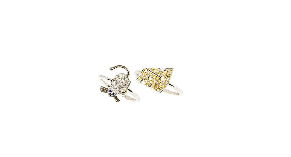 Mousy rings