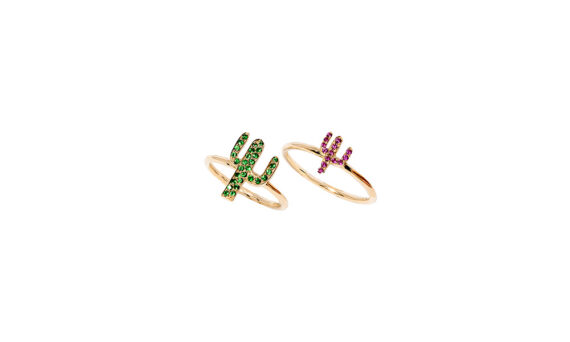 Piky rings