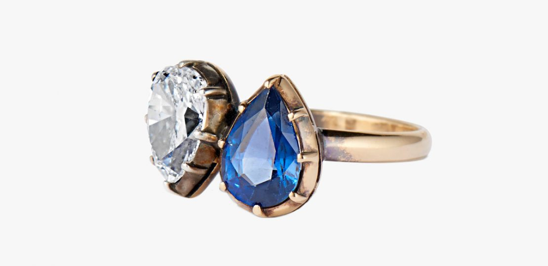 For you only, here is the story of the You and Me rings commonly known as Toi et Moi jewelry