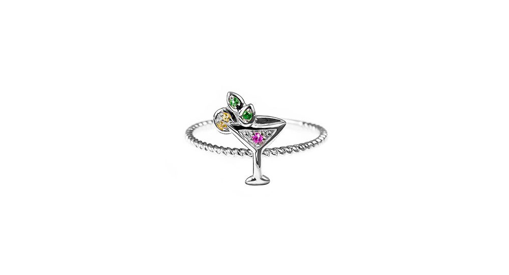 Bague Cocktail MINI MIO