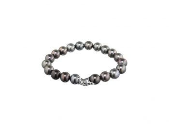 U Lock Me Man full pearls bracelet