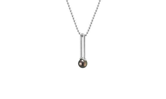 U Lock Me Tahitian cultured pearl pendant
