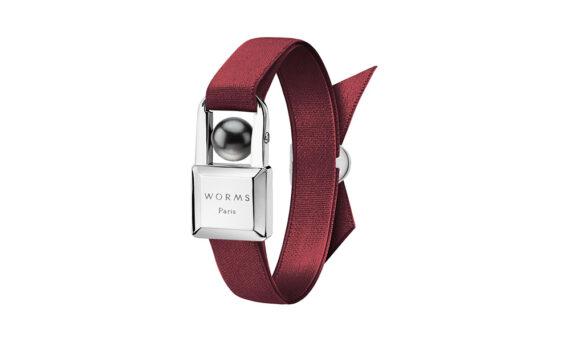 "U'rban Unisex ""Cadenas grand modèle"" stretch bracelet"