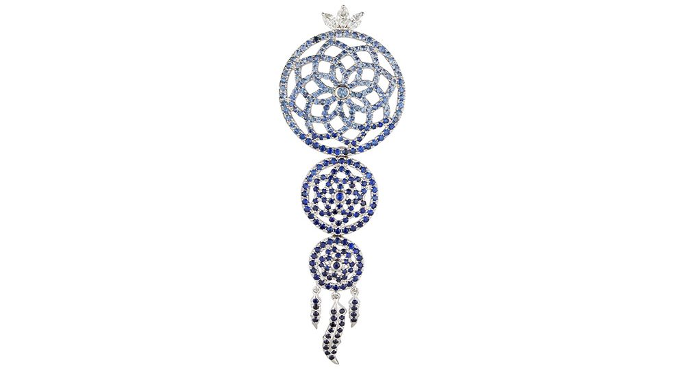 Boucle d'oreille Yeraz Dream Catcher