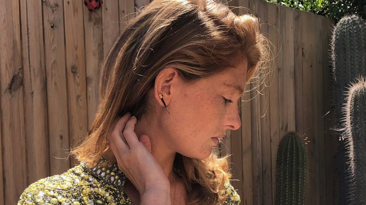 The appeal of asymmetry: update your earrings whilst mismatching