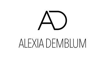Alexia Demblum logo 2