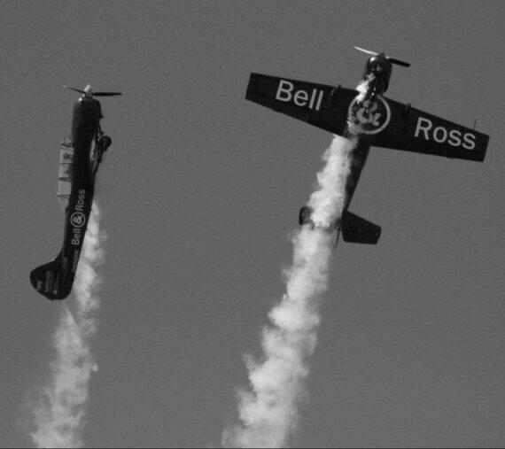 Bell & Ross aircraft