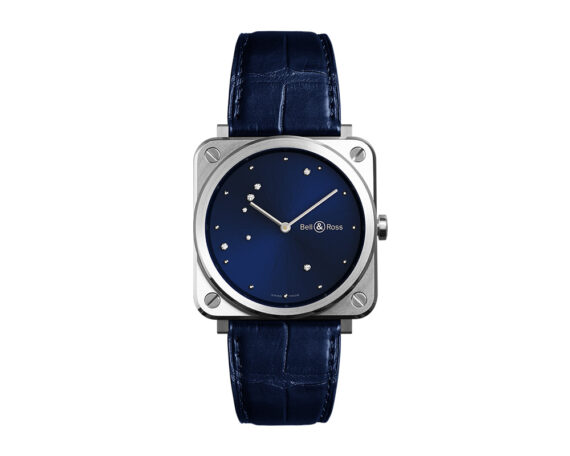 Bell & Ross BR S Blue Diamond-2