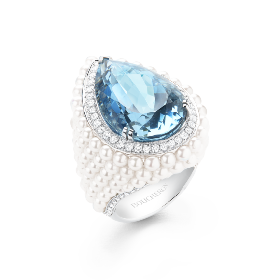 Boucheron Baãkal ring