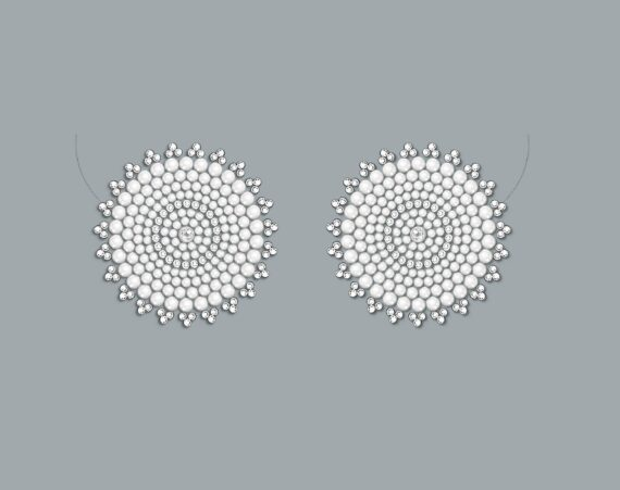 Boucheron Draft earrings