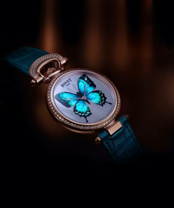 Bovet - Bovet 1822 Luminescent Miniature Painting
