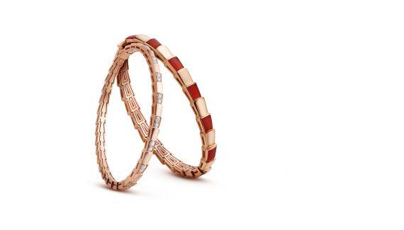 Bvlgari Serpenti jewelry bracelets