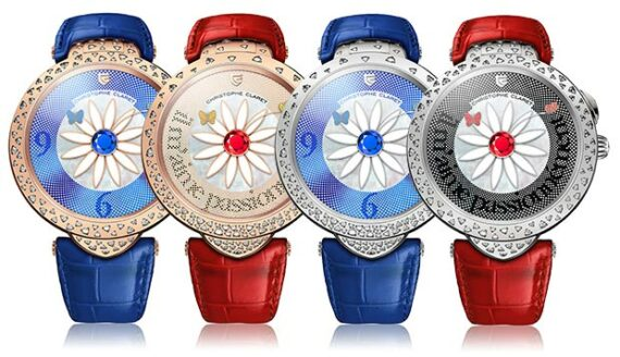 Christophe Claret Margot Watches