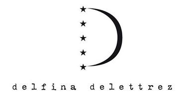 Delfina delettrez logo 2