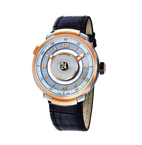 Fabergé Visionnaire DTZ 18 Karat Rose Gold