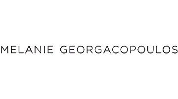 Melanie Georgacopoulos logo jewelry brand