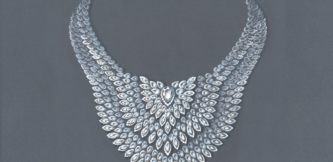 Jewelry trend: The Marquise cut is back on track