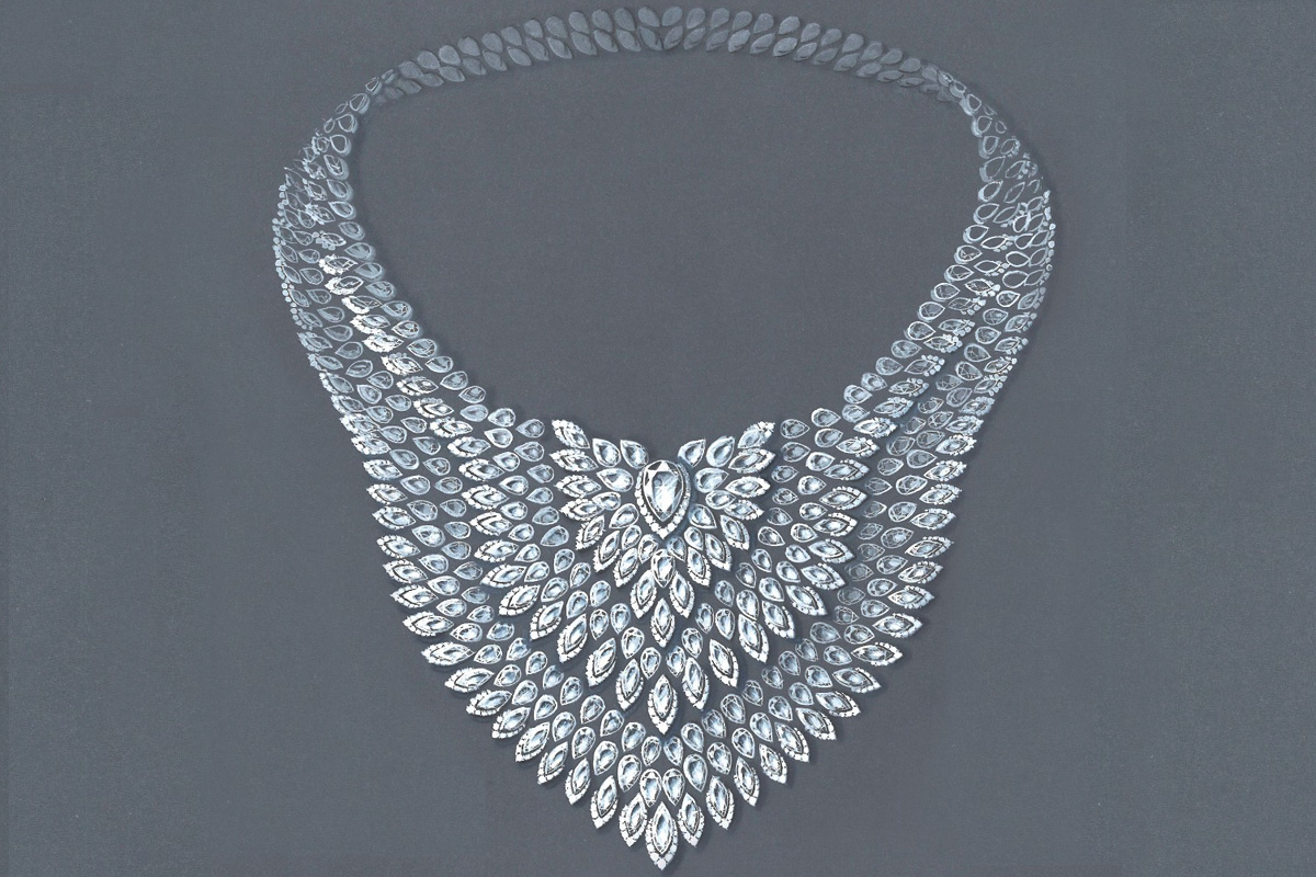 Messika Mata Hari Necklace