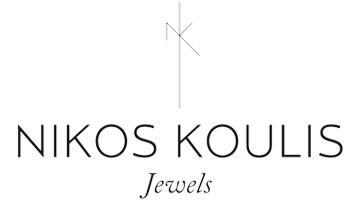 Nikos Koulis Logo jewelry brand