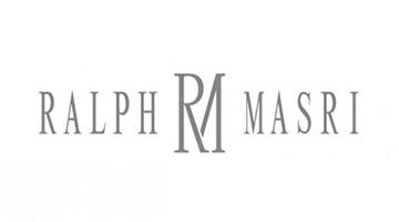 Ralph Masri Logo Jewelry brand
