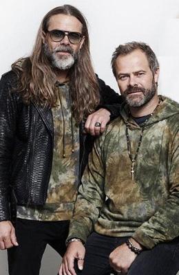 Mads and Mikkel founder of Shamballa Jewels