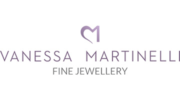 Vanessa Martinelli Logo jewelry brand
