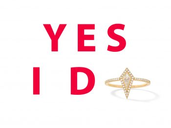 Top 5: stunning unconventional engagement rings for contemporary brides