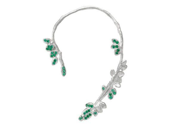 Anaïs Rheiner Reflets d'hiver earring