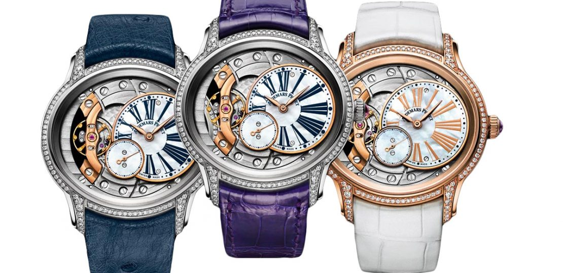 Audemars Piguet interchangeable straps watches