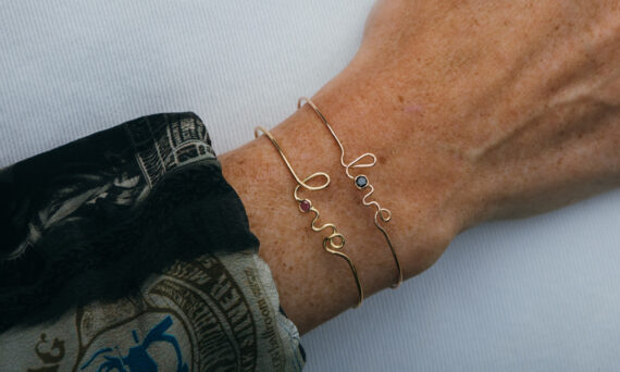 By Elia Love bracelets